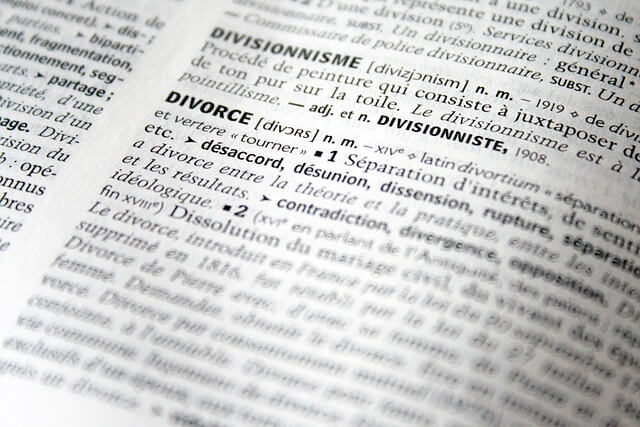 Being Served Divorce Papers